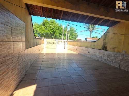 Casa, código 45373 em Mongaguá, bairro Agenor de Campos