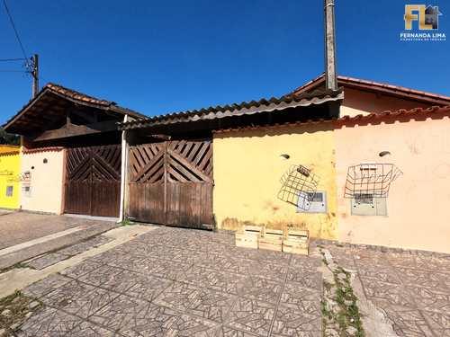Casa, código 45374 em Mongaguá, bairro Agenor de Campos