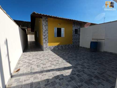 Casa, código 45376 em Mongaguá, bairro Agenor de Campos