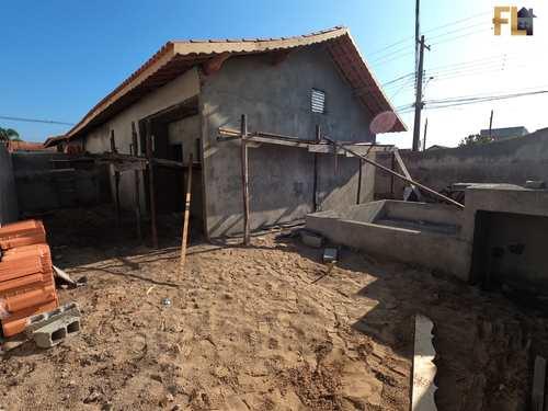 Casa, código 45380 em Mongaguá, bairro Itaguaí