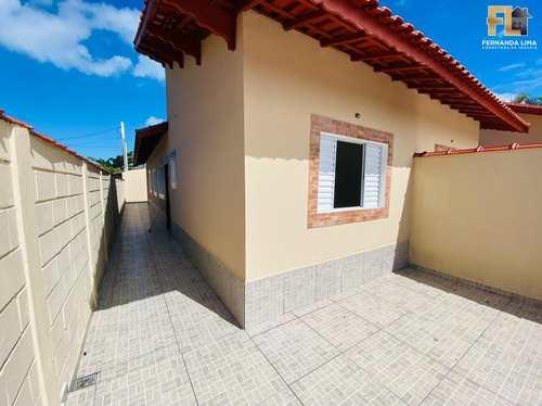 Casa, código 45383 em Mongaguá, bairro Itaguaí