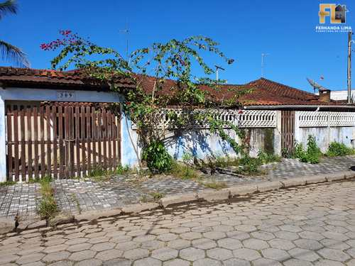 Casa, código 45387 em Mongaguá, bairro Balneário Itaóca