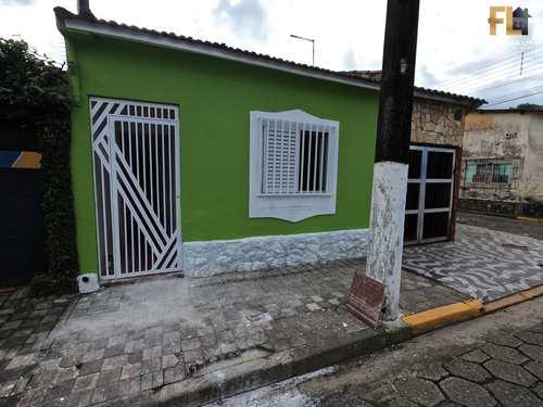Casa, código 45388 em Mongaguá, bairro Pedreira