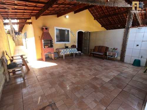 Casa, código 45390 em Mongaguá, bairro Jussara