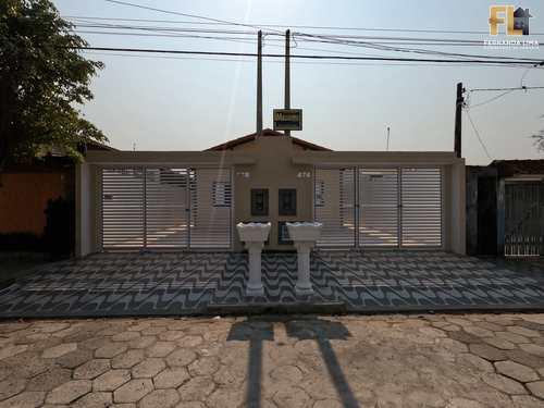 Casa, código 45398 em Mongaguá, bairro Vera Cruz