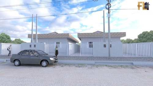Casa, código 45399 em Mongaguá, bairro Itaguaí