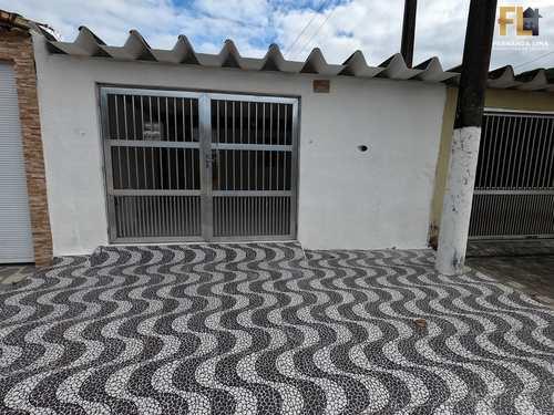 Casa, código 45402 em Mongaguá, bairro Pedreira