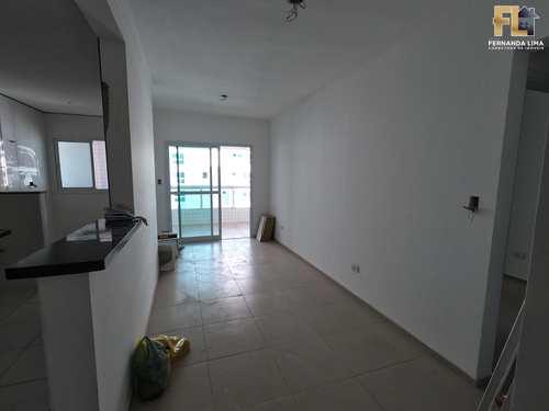 Apartamento, código 45407 em Mongaguá, bairro Centro