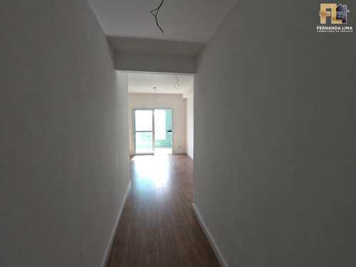 Apartamento, código 45408 em Mongaguá, bairro Vila Atlântica