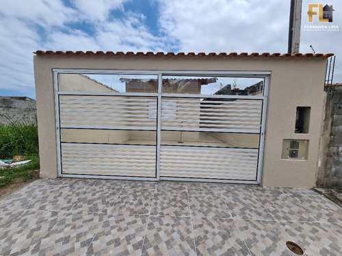 Casa, código 45414 em Mongaguá, bairro Santa Eugênia
