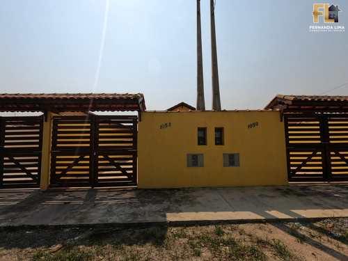 Casa, código 45421 em Mongaguá, bairro Flórida Mirim