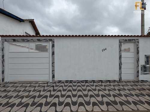 Casa, código 45427 em Mongaguá, bairro Agenor de Campos