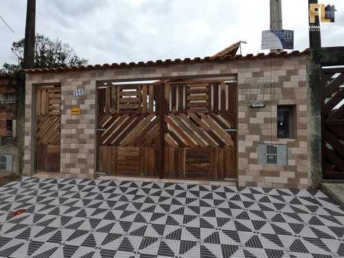 Casa, código 45429 em Mongaguá, bairro Jardim Praia Grande