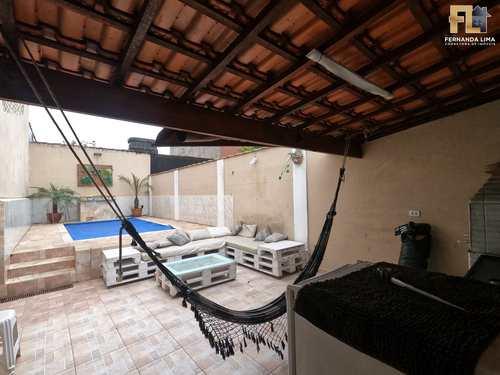 Casa, código 45430 em Mongaguá, bairro Vila Atlântica
