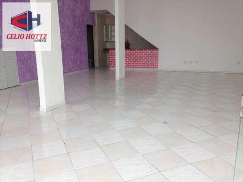 Conjunto Comercial, código 20529 em Praia Grande, bairro Mirim
