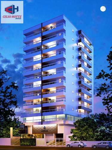 Apartamento, código 955 em Praia Grande, bairro Canto do Forte
