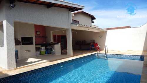 Casa, código 1076 em Peruíbe, bairro Oásis
