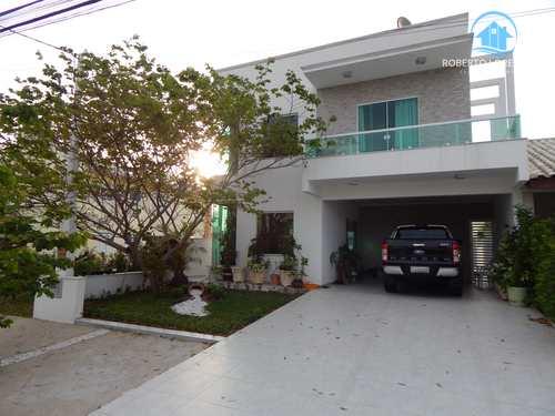 Casa de Condomínio, código 1074 em Peruíbe, bairro Condomínio Três Marias