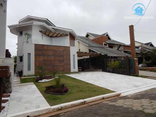 Casa de Condomínio, código 1057 em Peruíbe, bairro Bougainvillee II