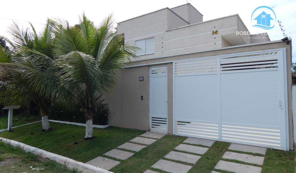 Sobrado de Condomínio em Peruíbe, bairro Condomínio São Luiz