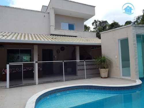 Casa de Condomínio, código 1053 em Peruíbe, bairro Condomínio São Luiz