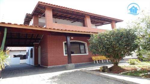 Casa, código 1056 em Peruíbe, bairro Jardim Ribamar