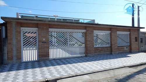 Casa, código 1052 em Peruíbe, bairro Josedy