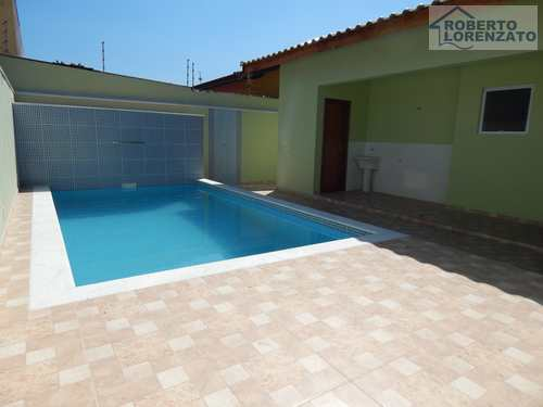 Casa, código 1040 em Peruíbe, bairro Casablanca