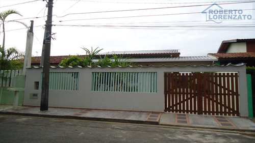 Casa, código 1008 em Peruíbe, bairro Belmira Novaes