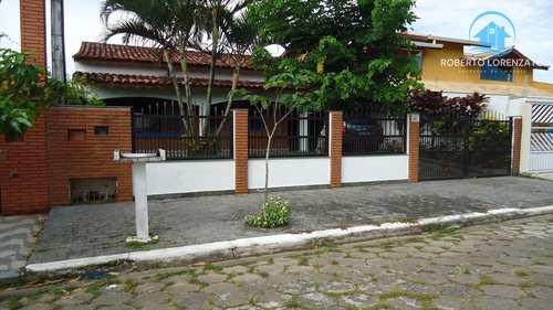 Casa, código 1000 em Peruíbe, bairro Três Marias