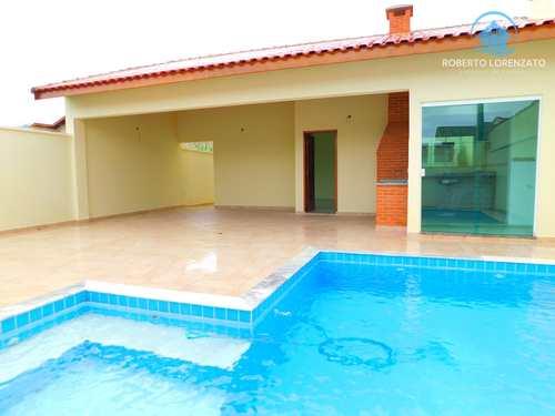 Casa, código 907 em Peruíbe, bairro São José