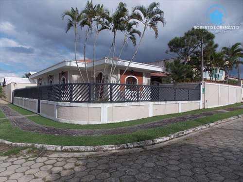 Casa, código 906 em Peruíbe, bairro Oásis