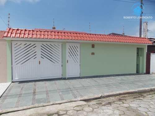 Casa, código 836 em Peruíbe, bairro Três Marias