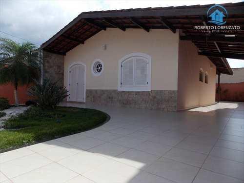 Casa, código 821 em Peruíbe, bairro Três Marias
