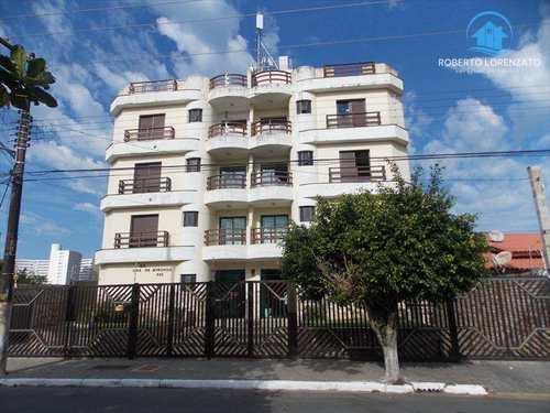 Apartamento, código 606 em Peruíbe, bairro Centro
