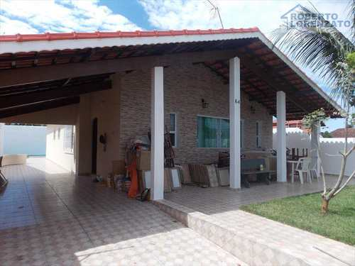 Casa, código 585 em Peruíbe, bairro Oásis