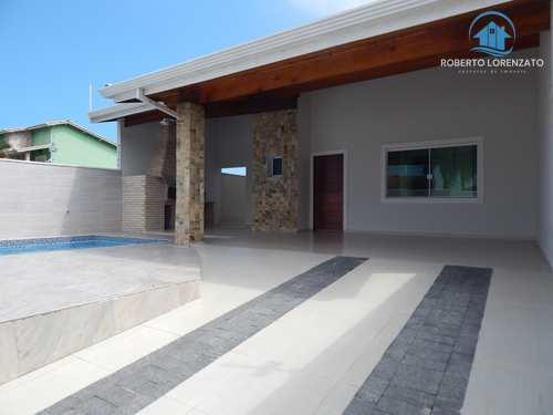 Casa, código 1082 em Peruíbe, bairro Pampas