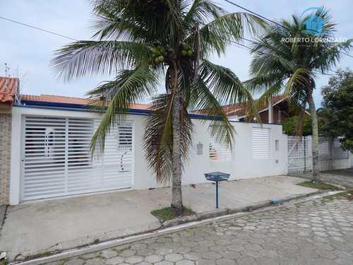 Casa, código 1083 em Peruíbe, bairro Flórida