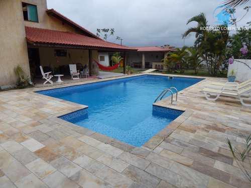 Casa de Condomínio, código 1085 em Peruíbe, bairro Condomínio São Marcos