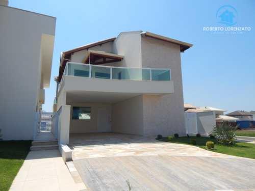 Casa de Condomínio, código 1089 em Peruíbe, bairro Jardim Três Marias