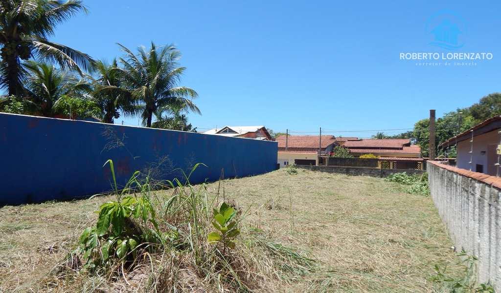 Terreno em Peruíbe, bairro Convento Velho