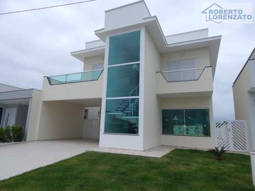 Casa de Condomínio, código 1097 em Peruíbe, bairro Bougainvillee IV