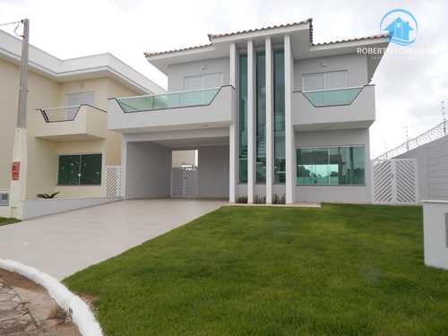 Casa de Condomínio, código 1098 em Peruíbe, bairro Bougainvillee IV