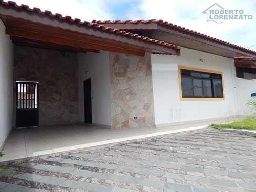 Casa, código 1099 em Peruíbe, bairro Oásis