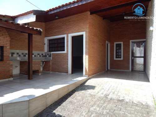 Casa, código 1102 em Peruíbe, bairro Flórida