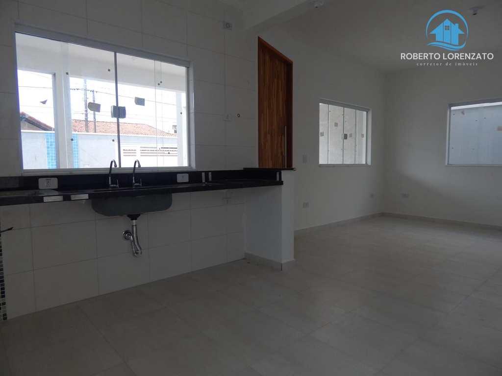 Casa em Peruíbe, no bairro Belmira Novaes