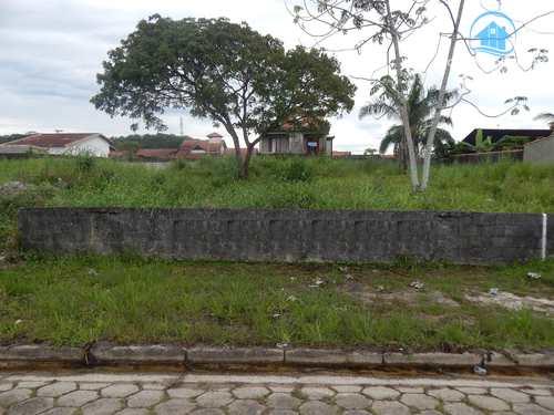 Terreno, código 1110 em Peruíbe, bairro Jardim Beira Mar