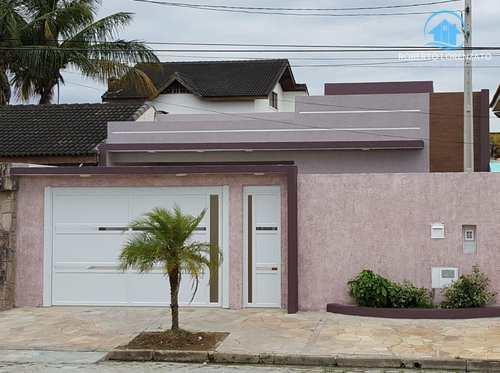 Casa, código 1114 em Peruíbe, bairro Oásis