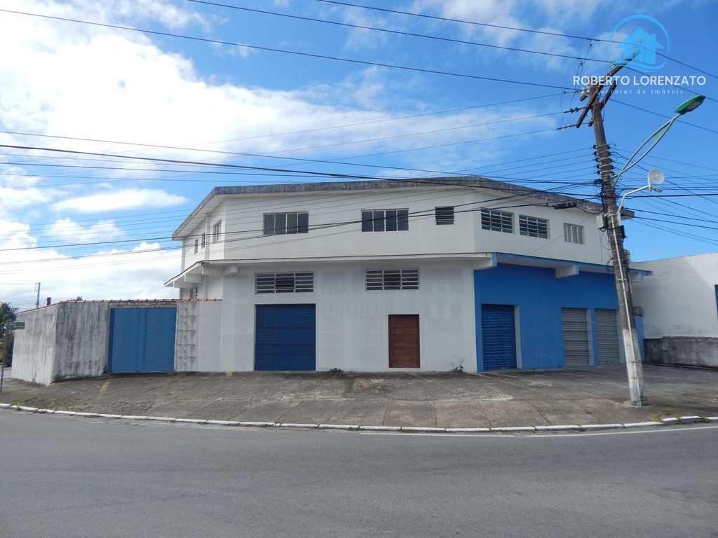 Prédio em Peruíbe, bairro Icaraíba