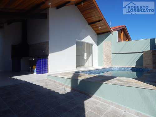 Casa, código 1133 em Peruíbe, bairro Icaraíba